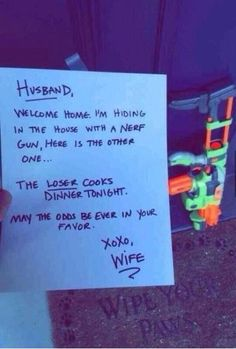 Best. Marriage. Ever.