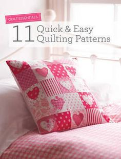 Quilt Essentials: 11 Quick & Easy Quilting Patterns - Paperback…