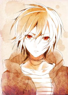 Allen Walker?!>>>>eh kinda looks like  Accelerator from a Certain Magical Index either way the drawing is great.