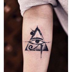 The Eye of Horus.