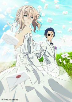 Violet evergarden wedding...