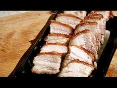 如何製作脆皮燒肉 (How to make Chinese Roasted Pork)