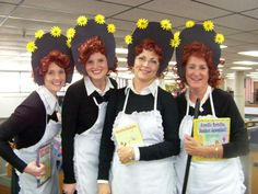 storybook character costumes for teachers | PATTY MILLER | THE EDMOND SUNRobyn Ramer, p.m. kindergarten teacher ...