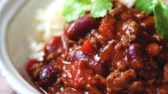 Chilli Con Carne - I've deleted all the other recipes for chilli. This is THE chilli for us!