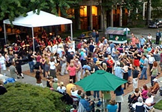 Dancing til Dusk: 17 glorious free nights of dancing outdoors in downtown Seattle parks.