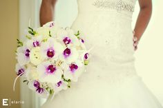 Orchid Bouquet - I have too many favourite flowers