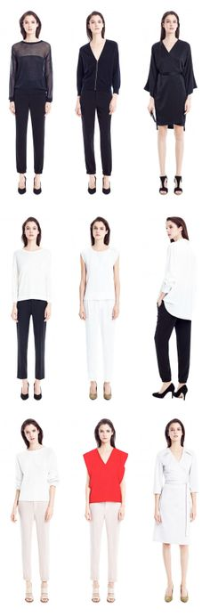 Minimal + Classic: Filippa K New Arrivals February 2014 Bold Fashion, Minimal Fashion, I Love Fashion, Fashion Beauty, Womens Fashion, Swedish Fashion, Minimal Classic, Comfortable Outfits, Smart Casual