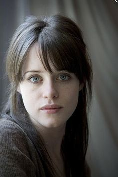 Claire Foy, aka Little Dorrit THIS is a face Eve would make