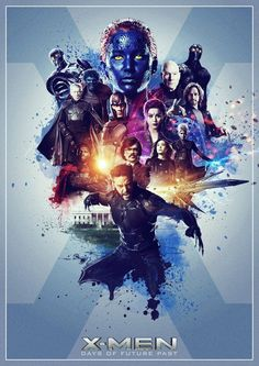 x-men days of future past poster - Recherche Google