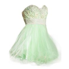 Amazon.com: VILAVI A-line Strapless Sweetheart Short Tulle Crystal Cocktail Dresses: Clothing