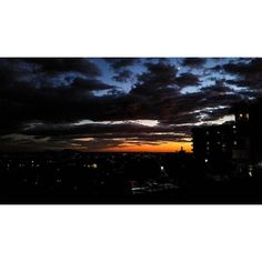 Check and follow my profile! Thanks!Nuvole nere... Black clouds... (Choo choo la Rouge) -- #clouds #nuvole #black #colours #cielo #sky #ph #photo #photography #photograph #foto #fotografia #panorama #landscapelovers #landscape #landscapephotography #pic #picture #pictures #instalike #sunset #tramonto #moon #luna #instaoftheday #picoftheday #bestoftheday #gramoftheday #napoli #instagram