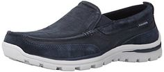 Skechers USA Men's Relaxed Fit Memory Foam Superior Melvin Loafer. Rating  4.6/5 stars, 1,062 customer reviews