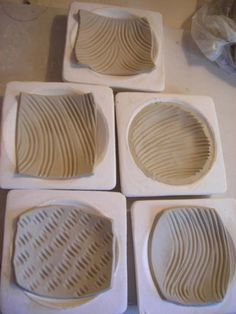 Fun Clay Slabs | Slab-Built Soap Dishes | Z House Gallery & BoutiqueZ House Gallery ...