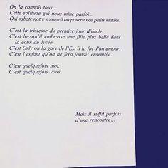 [Que serais-je sans toi ? - Guillaume Musso] #FrenchQuote #Quote #Citation