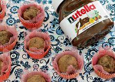 Trufas de Nutella (3 ingredientes)