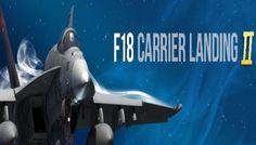 Gerçekçi Uçak Simülasyon Oyunu: F18 Carrier Landing 2 (Video) - Haberler - indir.com