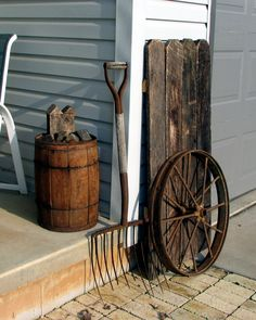 back road country primitives | Primitive Front Porch Pictures