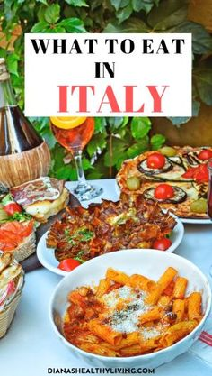 Are you heading to Italy? Here are delicious must try traditional Italian food you MUST eat while traveling in ITALY and. Italian Dishes, Italian Recipes, Italian Foods, Italian Pasta, Italy Food, Italy Italy, Turin Italy, Italy Trip, Italy Vacation