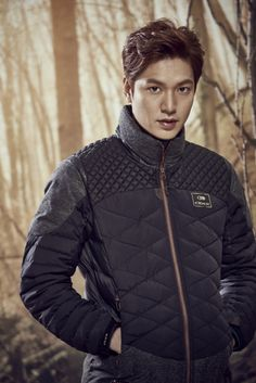 [ Korea News ] Lee Min Ho with Eider [Report By: ekn on 23 September 2015 @ 19:35:55 hours]