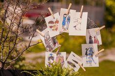 ceremony, rusric wedding,  wedding cards, wedding photo, памятные мелочи, свадебный декор, свадебные рисунки, свадебная полиграфия