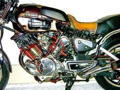 Motorcycle Garage, Vehicles, Car, Vehicle, Tools