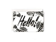 Hand painted Greeting Cards by Jozelle McLea from PB&Co is perfect for any occasion. Trendy stationery made in Cape Town. Shop your Greeting Card here! Stationery, Greeting Cards, Hand Painted, How To Make, Black, Paper Mill, Black People, Stationery Set, Office Supplies