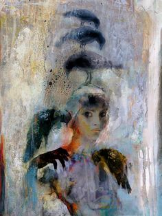 "Saatchi Online Artist: Suhair Sibai; Paint, 2012, Mixed Media ""Undefeated!"""