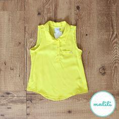 Blusa Amarela (Código 43744) R$ 44,90