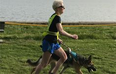 After a 12-Year Hiatus, This Woman Is Running Again Thanks to Her Guide Dog  ||  She lost her vision, but not her desire to run. Now she's able to again. https://www.runnersworld.com/general-interest/after-a-12-year-hiatus-this-woman-is-running-again-thanks-to-her-guide-dog?utm_campaign=crowdfire&utm_content=crowdfire&utm_medium=social&utm_source=pinterest