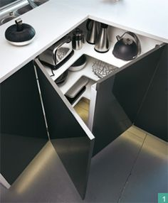 20 Best Cuisines Modernes Images Modern Kitchens Kitchen Armoire