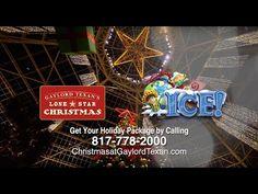 Christmas 2016 Gaylord Texan's Lone Star Christmas on Fox 4 News - YouTube