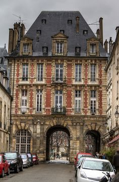 Musée Carnavalet by Roman Betík, Paris, France, via Flickr - Carnavalet Museum in Paris is dedicated to the history of the city.