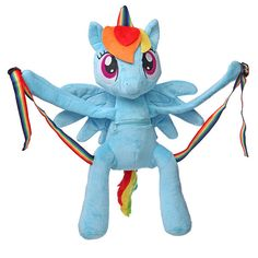 MLP Rainbow Dash Backpack