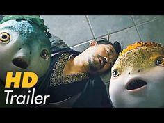 MONSTER HUNT Trailer (2015) Martial-Arts Fantasy Movie - YouTube