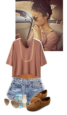 """Simple"" by imoni-dixon ❤ liked on Polyvore pinterest: @ Blessing Ojene"