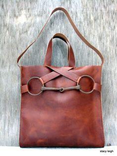 Stacy Leigh Equestrian Horse Bit Bag
