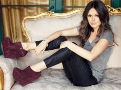 Rachel Bilson - Parceria Nicole Chavez