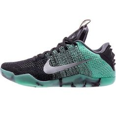 timeless design dca63 13a7e Nike Kobe XI Elite All Star Mens 822521-305 Green Glow Basketball Shoes Sz  9.5