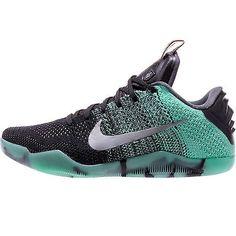 Nike Kobe XI Elite All Star Mens 822521-305 Green Glow Basketball Shoes Sz 9.5