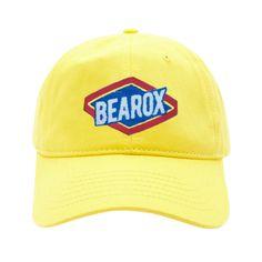 Bearox hat from official blackbear merch