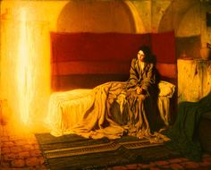 """Exploring the Art for the """"Waiting for Jesus"""" Sermon Series — Church of the Advent"""