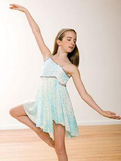 Dreamscape - Style 099 | Revolution Dancewear Contemporary/Lyrical Dance Recital Costume