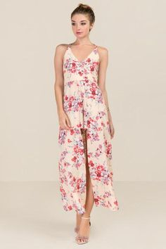 20 Long Floral Dresses You Need in Your Wardrobe | StyleCaster