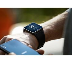 Simple and affordable - Sony Smartwatch 2
