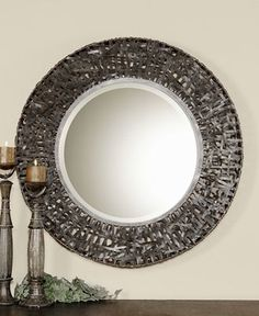 Uttermost Alita Mirror - Home Decor - For The Home - Macy's