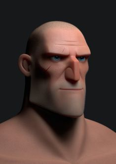 This is a WIP that I've been working on lately. The conceptr was inspired by one of ( Mohamed Fadl )'s sketches. I'd also like to thank ( ahmed omar abdelaziz ) for all his help with the character design. 3d Character, Character Design, Jesus, 3d Cartoon, Zbrush, Sketches, Statue, Characters, Artwork