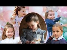 Duchess Kate Shares New Photos of Princess Charlotte To Mark Princess Charlotte's 5 Birthday New commemorative portraits were taken by amateur snapper the Du. Duchess Kate, Duke And Duchess, Duchess Of Cambridge, Diana, Prince William Family, Royal Girls, Second Child, 5th Birthday, Royals
