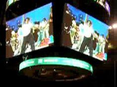 Boston Celtics Gino dancing '08 NBA Finals Game 6 Lakers - http://nbajerseygirls.com/boston-celtics-gino-dancing-08-nba-finals-game-6-lakers/