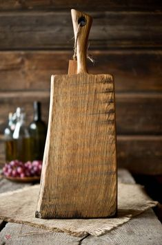 Vintage style serving board