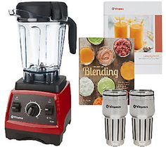 Vitamix 7500 64 oz Under Cabinet Variable Speed Blender *** Check this awesome product by going to the link at the image. Vitamix Blender, Vitamix Recipes, Island On Wheels, Nutritious Smoothies, Cheese Grater, Specialty Appliances, Hot Soup, Under Cabinet, Variables